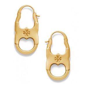 Tory Burch Gemini Link Drop Earrings